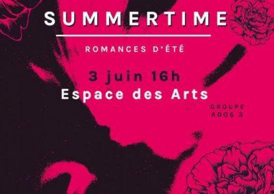 affiche_summertime